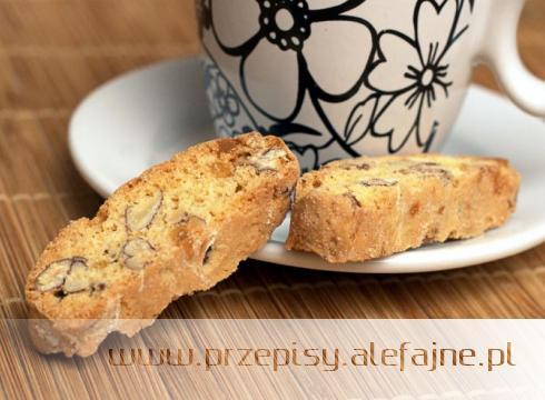 Biscotti imbirowe lub herbatniki imbirowe